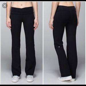 Lululemon Bootcut Yoga Pants